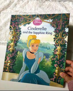 Buku Impor Cinderella and the Sapphire Ring