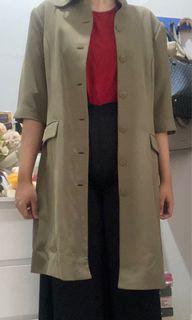 Coat panjang wanita