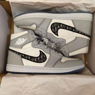 Dior X Air Jordan Retro 1s