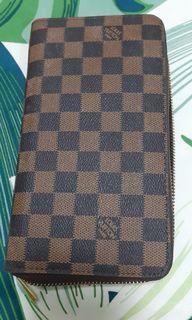 Dompet wanita+box+tas kain