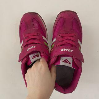 Jump 桃色粉紅色運動鞋