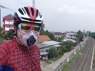 Masker Aman Untuk Sepedaan