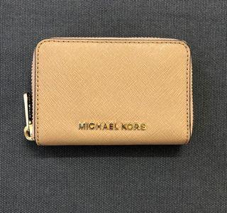 Michael Kors Small Zip Wallet