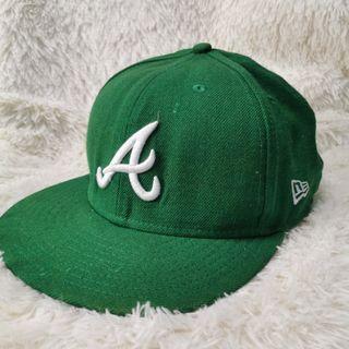 New Era x MLB Atlanta Braves Fitted Cap hat