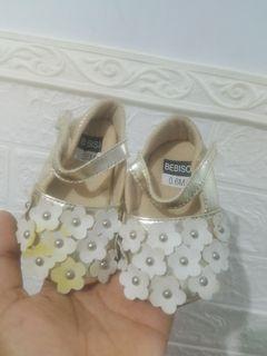 Sepatu baby bebiso 0-6bln