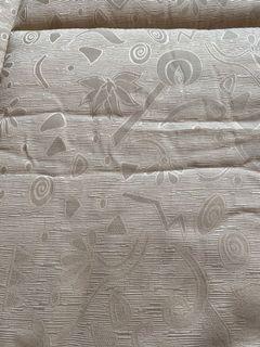 Soft bed mat
