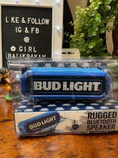 Super cool‼️ BUD LIGHT Bluetooth Speaker🍺🍻