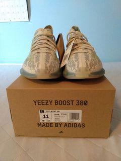 Yeezy boost 380 Alien Blue size 11