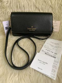 💯% Authentic Kate Spade Convertible Clutch/ Bag