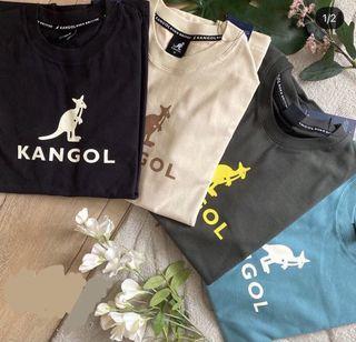 #女裝賣家 KANGOL 大Logo 短TEE