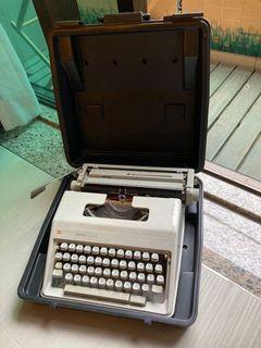 打字機 typewriter Junior