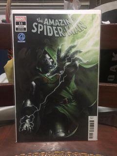Amazing Spider-man (2018) #11 Fantastic Four Villains Variant