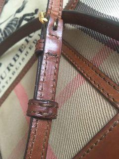 Authentic Burberry house check