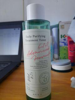 AXIS - Y Daily Purifying Treatment Toner