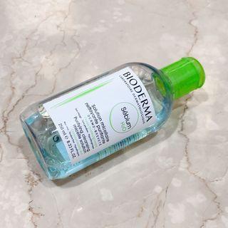 Bioderma sebium h20 ( miceller water)