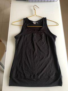 Authentic ADIDAS Kaos Olahraga Dryfit (Size S)