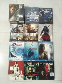 Blurays Sales (Read For Prices)