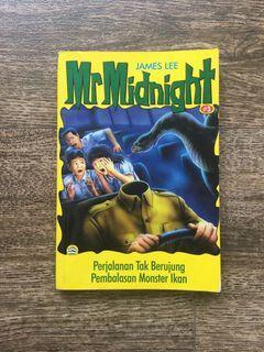 Buku Cerita Mr Midnight