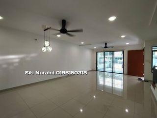 Cantik 2 Storey Intermediate @ Ceria Residence, Cyberjaya