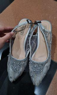 Clairine bride shoes sepatu pesta
