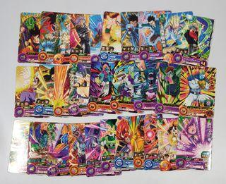 Dragonball Cards Japan Collectibles 30 pcs