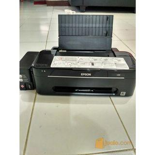 Epson L100 Printer built in continuous dye ink refurbished only
