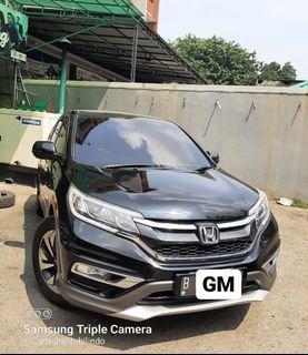Honda new crv 2.4 at 2015