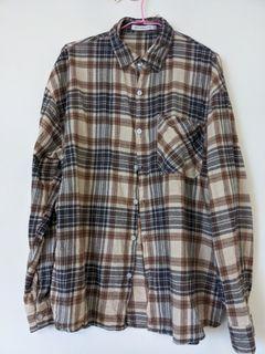 JKS格紋襯衫