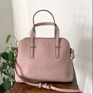 Kate Spade - New York Cedar Street Satchel in Pink Blush bag