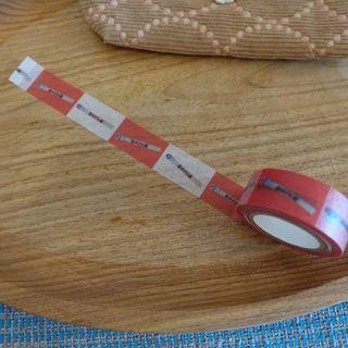 日本原創和紙膠帶火柴人masking tape mt kamoi collage hobonichi Muji traveler's factory