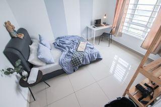 【Can Get FREE 1 month RENTAL during MCO】Master room with bathroom at Casa Residenza, Kota Damansara