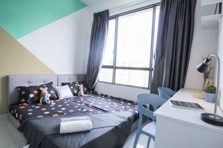 【Can Get FREE 1 month RENTAL during MCO】Master Room with bathroom at Riana South Condo, Cheras Taman Connaught