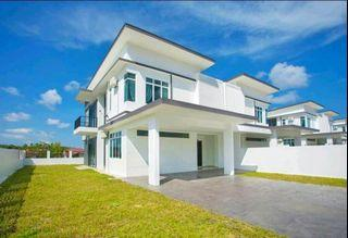 🔆[MCO Promo‼]Dream House !!! FMCOPackage Booking fees RM500!!!Corner  Lot🔆