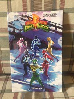 Mighty Morphin Power Rangers Vol. 2 TPB