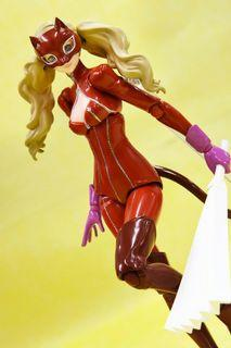 Persona 5 - Takamaki Anne - Figma (#398) - Panther (Max Factory)