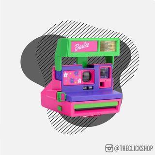 Polaroid 600 Barbie Throwback Instant Film Camera - REFURBISHED