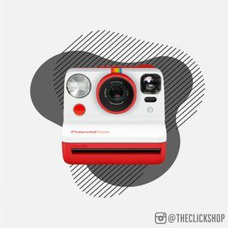 Polaroid Now i-Type Instant Camera - Red