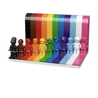 [Pre-order] LEGO 40516 Everyone Is Awesome (Pride Set)