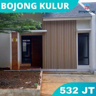 Rumah Minimalis Bebas Banjir Bojong Kulur Jatiasih