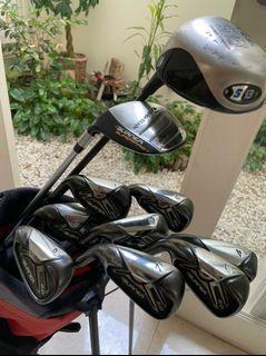 set golf men lefthand