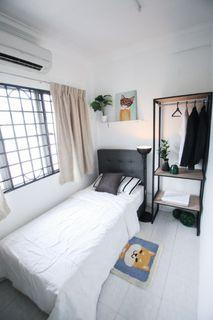【Can Get FREE 1 month RENTAL during MCO】Single bed room with aircond at Salvia Apartment, Kota Damansara