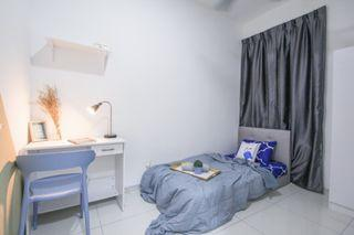 【Can Get FREE 1 month RENTAL during MCO】Single bedroom at Cheras Taman Connaught, Riana South Condominium