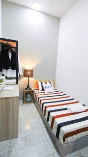 【Can Get FREE 1 month RENTAL during MCO】Single bedroom with fan at Taman Aman, PJ Taman Paramount