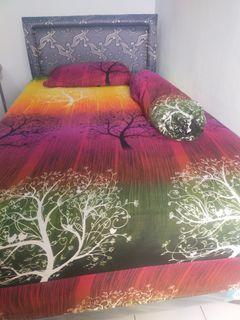 Sprei single bed