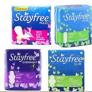 Stayfree Sanitary Pad