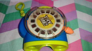 View Master 3D Original Mattel Mainan Teropong Jadul ELC