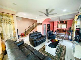 [WTS] Double Storey Terrace House Jalan Tangilan