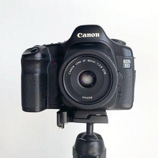 CANON EOS 5D / mark I / full frame