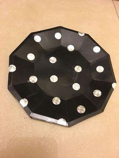 Classy Polka Dots Paper plates 5pcs