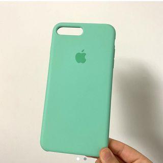 iphone 7 & 8 plus apple phone case in green